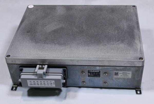 Dual rtd control box assy